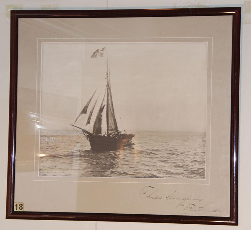 Gave fra Amundsen