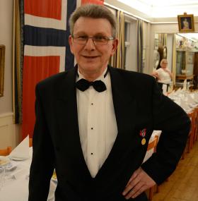 Formannen i Arendals Sjømandsforening Lars Vidar Moen